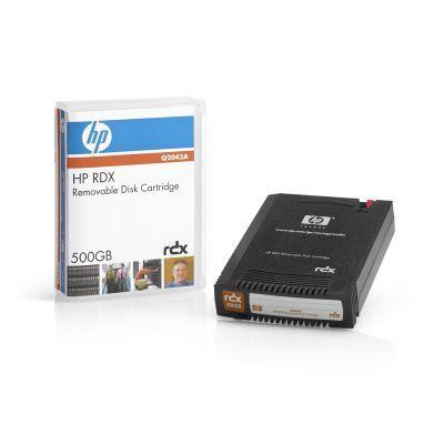 日本HP HP001 HP RDX 500GB リムーバブルディスクバックアップカートリッジ Q2042A(代引き不可)