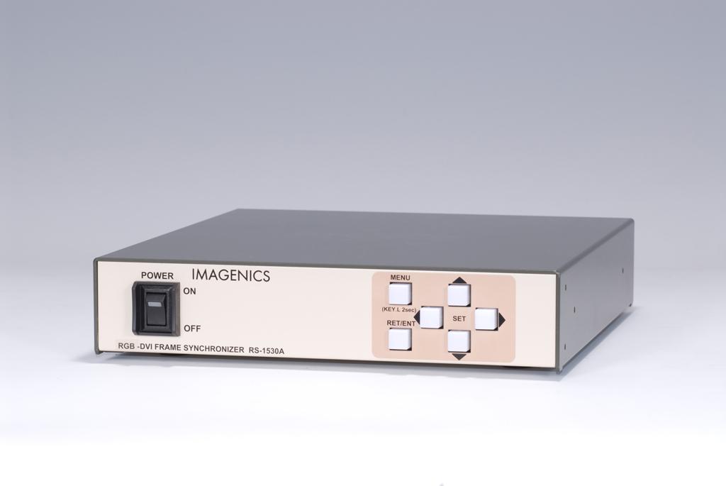 イメージニクス IMGNC RGB入力/DVI出力フレームシンクロナイザ RS-1530A(代引き不可)
