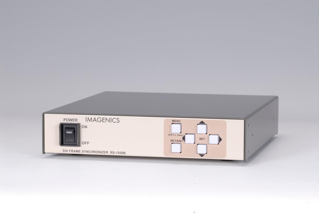 イメージニクス IMGNC DVI/HDMIフレームシンクロナイザ RS-1550B(代引き不可)