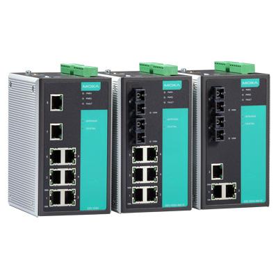 【訳あり】 MOXA MOXA1 工業用マネージド・リダンダント・イーサネットスイッチ 3ポートRJ45/2ポートマルチモードファイバST EDS-505A-MM-ST(き), ものうりばPlantz c6de9be7