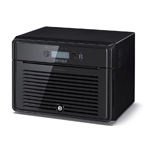 バッファロー テラステーション 管理者・RAID機能搭載 8ドライブNAS 16TB(代引不可)