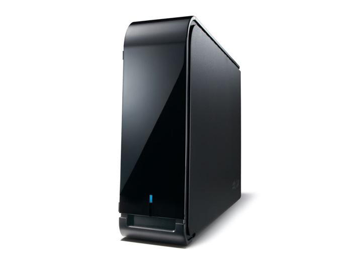 バッファロー ハードウェア暗号機能搭載 USB3.0用 外付けHDD 4TB (HD-LX4.0U3D)(代引不可)