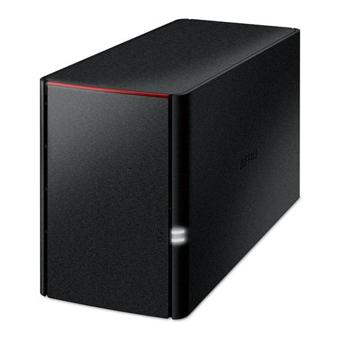 バッファロー リンクステーション RAID機能搭載 ネットワーク対応HDD 8TB(代引不可)