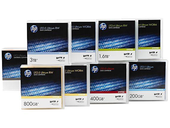 日本ヒューレット・パッカード株式会社 HPE LTO7 Ultrium 15TB 20巻パック(バーコードラベル付き)(代引不可)