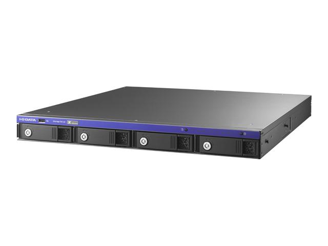 アイ・オー・データ機器 Intel Core i3/Windows Storage Server 2012 R2 Standard Edition 1UラックNAS8T (HDL-Z4WL8IR2)(代引不可)