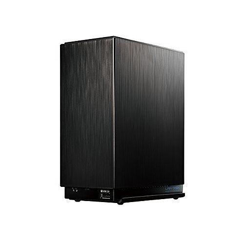 アイ・オー・データ機器 デュアルコアCPU搭載 2ドライブ高速NAS 2TB HDL2-AA2(代引不可)
