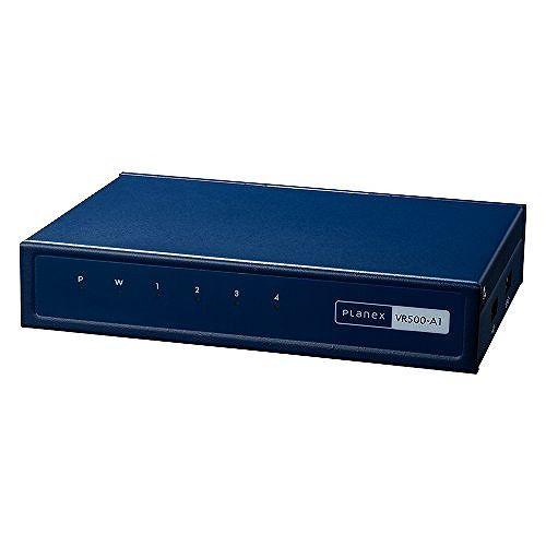 プラネックスコミュニケーションズ PLANEX ギガビット 有線タイプ 有線タイプ VPNルーター VR500-A1 IPSec VPNルーター ギガビット・L2TP・PPTP対応(代引不可), シモジョウムラ:4181dced --- wap.acessoverde.com