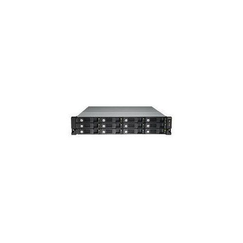 QNAP UX-1200U-RP 48TB HDD搭載モデル ミドルハイクラス 4TB HDD x 12 搭載 UX1200URT12MH40 代引不可 安心と信頼のショッピング 開業祝 お中元