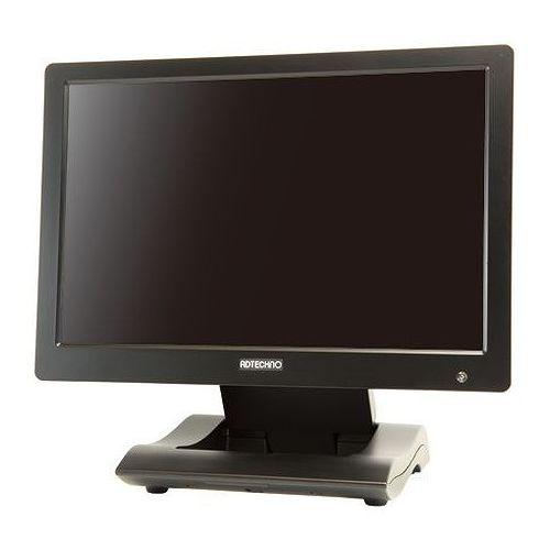 エーディテクノ HDBaseT受信機内蔵10.1型 業務用液晶ディスプレイ LCD1015HDS(代引不可)