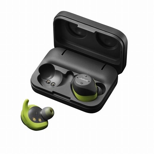 JABRA JABRA ELITE SPORT 4.5 GREY/GREEN 100-98700000-40(代引不可)
