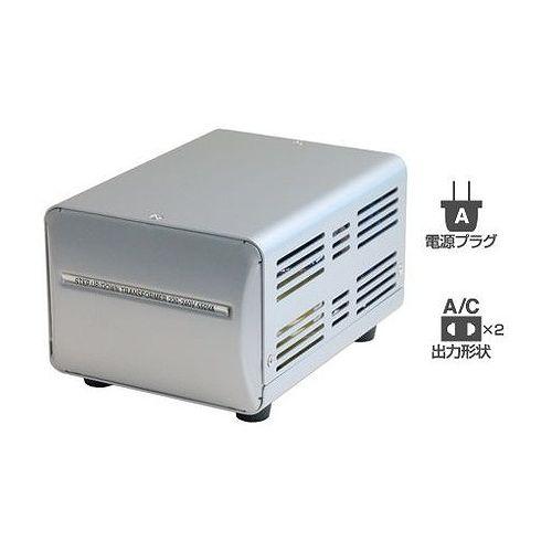 カシムラ 海外国内用型変圧器220-240V/550VA WT-11EJ(代引不可)