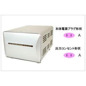 カシムラ 海外国内用型変圧器110-130V/2000VA NTI-150(代引不可)