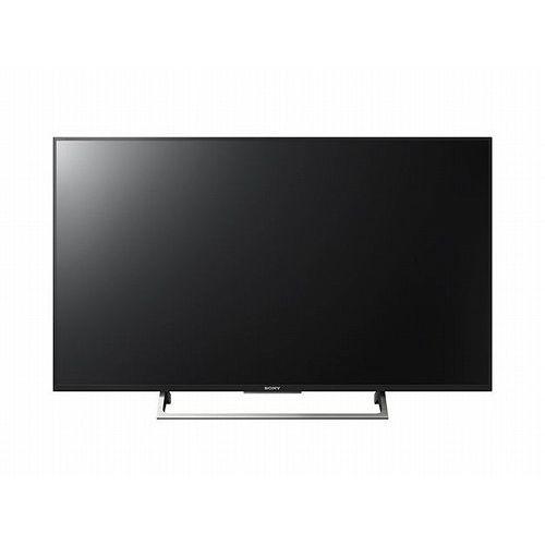 ソニー 地上・BS・110度CSデジタルハイビジョン液晶テレビ BRAVIA X8000E 49V型 ブラック KJ-49X8000E()