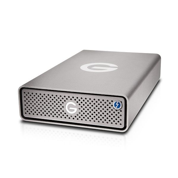G-TECH G-DRIVE Pro SSD Thunderbolt 3 3.84TB 0G10288(代引不可)