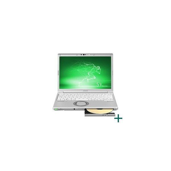 パナソニック Let s note SV8 法人(Core i7-8665UvPro 16GB SSD512GB SMD W10P64 12.1WUXGA LTE 電池L 顔認証) CF-SV8SFKVS(代引不可)