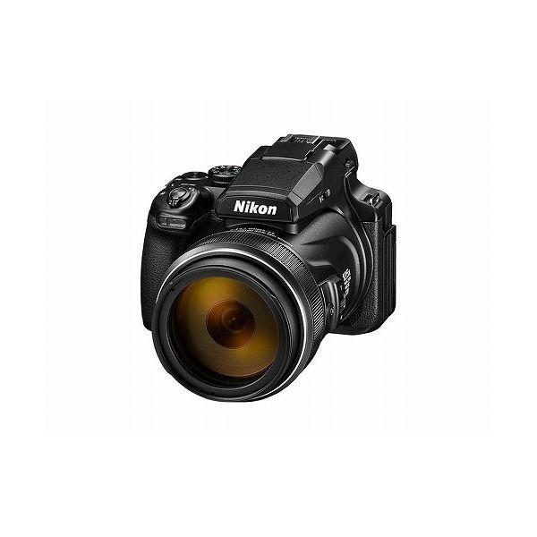 【正規販売店】 ニコン (COOLPIX)Nikon デジタルカメラ COOLPIX P1000(1605万画素 光学x125 ブラック) P1000BK(), 出石郡 168ff80e
