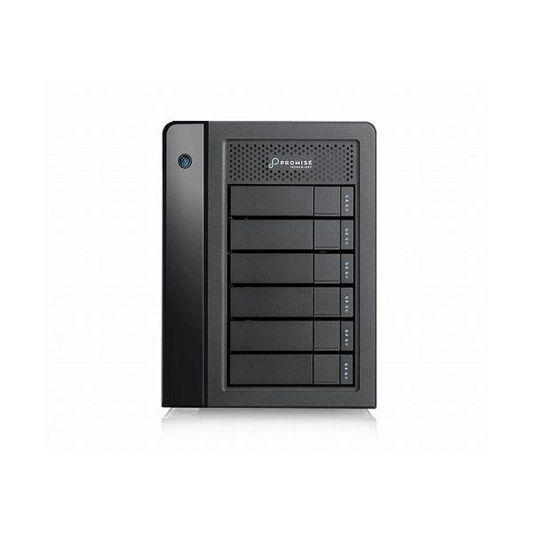 ニューテック Pegasus3 R6 24TB(4TBx6 SATA)、Mac対応モデル、シルバーオンサイト3年パック F40P3R600000003S3(代引不可)