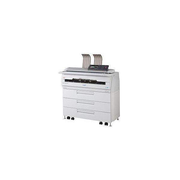 沖データ LP-1050MF Teriostar A0サイズ マルチファンクションLEDプロッタ(代引不可)
