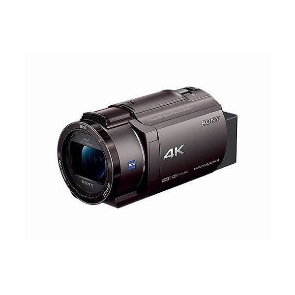 ソニー デジタル4Kビデオカメラレコーダー Handycam AX45 ブロンズブラウン FDR-AX45 TI()