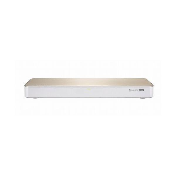 QNAP Qnap NAS 4ベイ 横置きFANレス HDDレス HS-453DX-4G(代引不可)