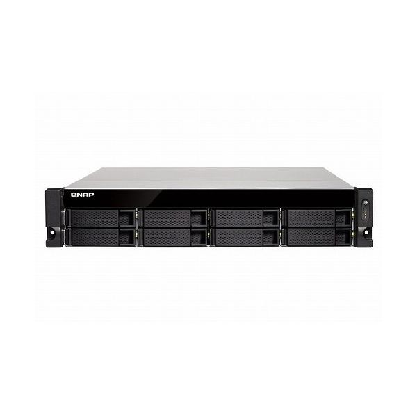 【60%OFF】 QNAP TS-873U-RP-8G NAS 32TB搭載モデル 2Uラック型 NAS QNAP ニアラインHDD ニアラインHDD 4TBx8個 TS-873U-RP 32TB-U(), 直方市:14789b10 --- ltcpackage.online