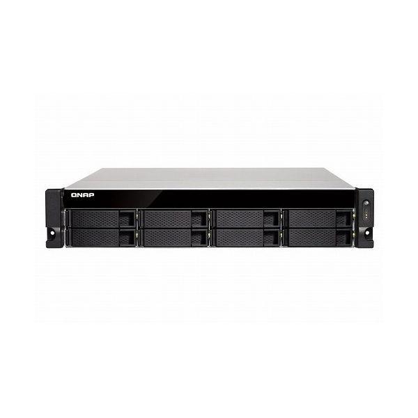 堅実な究極の QNAP 10TBx8個 TS-873U-RP-8G TS-873U-RP 80TB搭載モデル QNAP 2Uラック型 NAS ニアラインHDD 10TBx8個 TS-873U-RP 80TB-U(), 神戸肉屋まるやす:5100550d --- ltcpackage.online