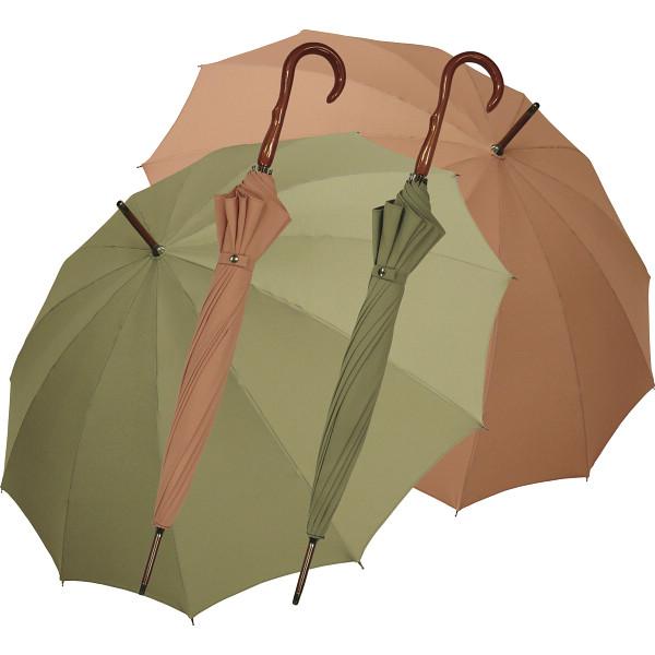 匠 有村 職人の手作り 和風12本骨晴雨兼用傘セット 雨具 長傘 婦人長傘 OBAR-12W(代引不可)【送料無料】
