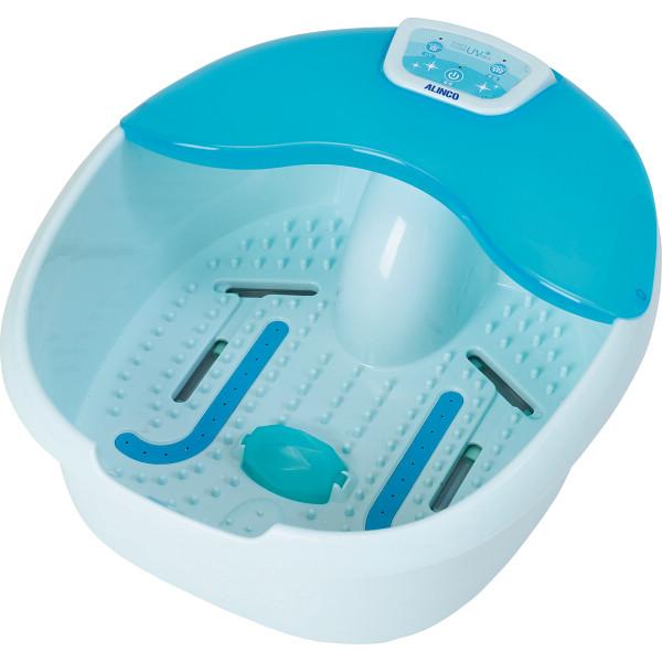 アルインコ 家庭用紫外線水虫治療器 フットクリアUVNEO 健康機器 その他健康機器 MCR9016(代引不可)【送料無料】