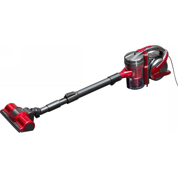 アイリスオーヤマ 3WAYスティッククリーナー レッド 電化製品 電化製品家事機器 掃除機 IC-S55KF-R(561688)(代引不可)【送料無料】