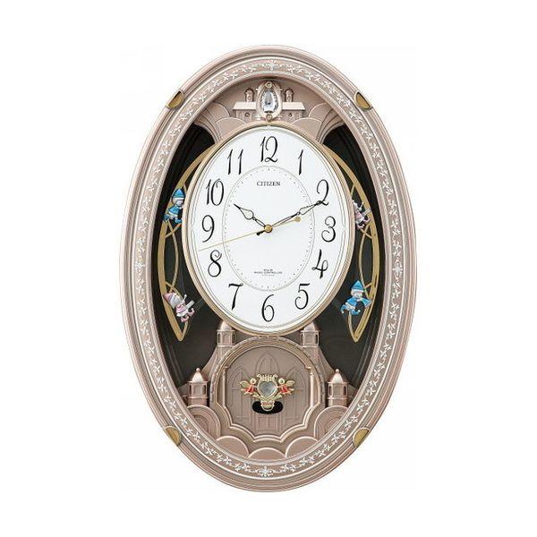 【大特価!!】 シチズン メロディ電波掛時計(30曲入) 4MN485AZ13(), シューズメガアイビー c633abac