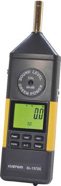 大切な カスタム デジタル騒音計【SL-1372G】(計測機器・環境測定器):リコメン堂生活館-DIY・工具