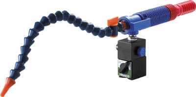 TRUSCO エアージェット 1本ノズルセット【AJ-CS】(ツーリング・治工具・冷却装置)