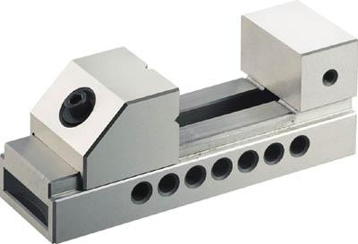 TRUSCO 精密バイス 50mm クイックシフト機能付【TVB-50】(ツーリング・治工具・マシンバイス)