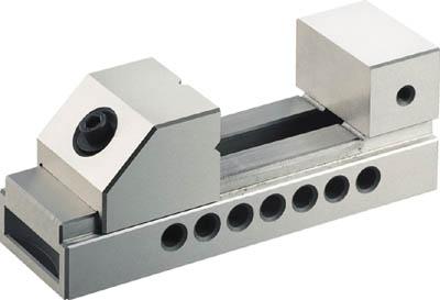 TRUSCO 精密バイス 75mm クイックシフト機能付【TVB-75】(ツーリング・治工具・マシンバイス)