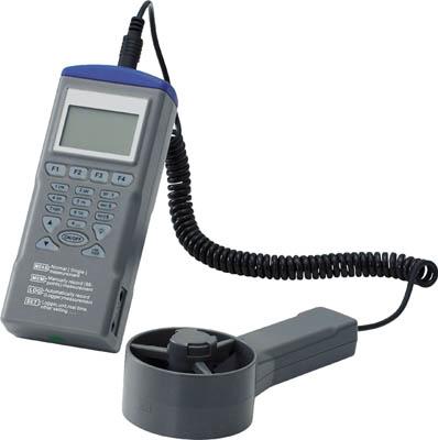 カスタム デジタル温・湿・風速計【WS-02】(計測機器・環境測定器)