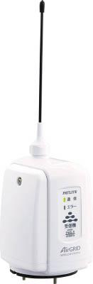 パトライト ワイアレスコントロールユニット高速版受信機タイプ白 PWSRTW