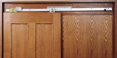 ダイケン スライデックス傾斜レールタイプ 左引キ用 扉質量10~30kg用 HCS30KL