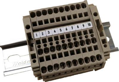 ワイドミュラー 組端子 ZDU2.5 x5 3AN 7800003918 新作通販 引き出物