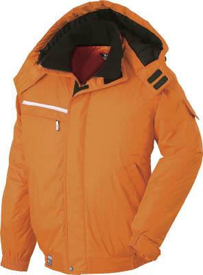 ジーベック 582582防水防寒ブルゾン オレンジ L 58282L