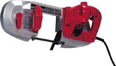 新ダイワ バンドソー ハンドタイプ【RBH-120】(電動工具・油圧工具・切断バンドソー)(代引不可)