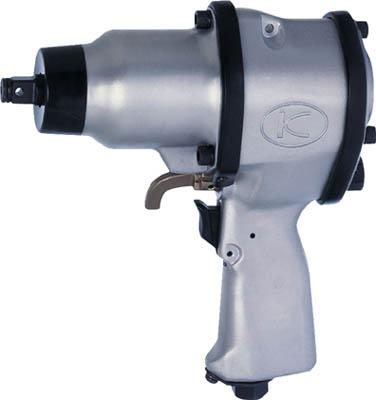 空研 1/2インチSQ中型インパクトレンチ(12.7mm角)【KW-14HP】(空圧工具・エアインパクトレンチ)