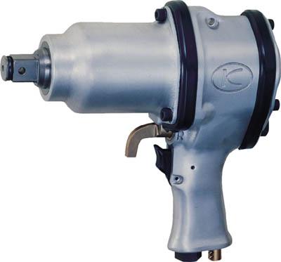空研 3/4インチ超軽量インパクトレンチ(19mm角)【KW-2000P】(空圧工具・エアインパクトレンチ)(代引不可)