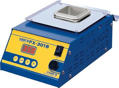 白光 ハッコーFX-301B 100V 2極接地プラグ【FX301B-01】(はんだ・静電気対策用品・はんだ用品)