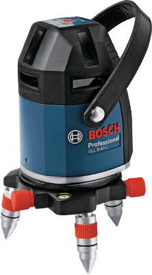 ボッシュ レーザー墨出シ器 GLL840ELR ボッシュ レーザー墨出シ器 GLL840ELR