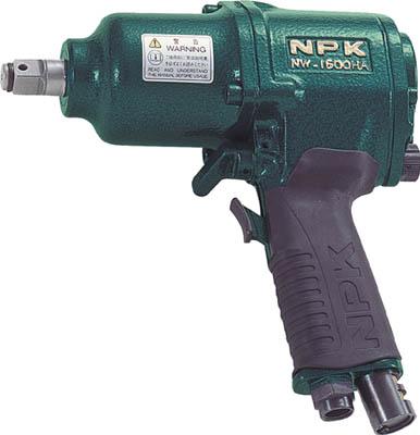 NPK ワンハンマインパクトレンチ 25358【NW-1600HA】(空圧工具・エアインパクトレンチ)