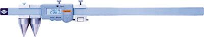 カノン 直読式デジタル丸穴ピッチノギス200mm【E-RX20B】(測定工具・ノギス)【送料無料】
