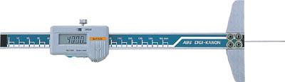 カノン デジタル細穴デプスゲージ150mm【E-TH15B】(測定工具・デプスゲージ)【送料無料】