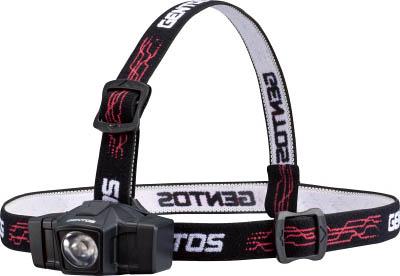 GENTOS コンパクトヘッドライト 002D GD002D