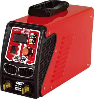 日動 デジタルインバーター直流溶接機 BMウェルダー160 単相200V専用 BM2160DA