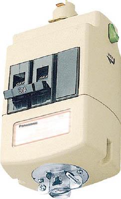 Panasonic ブレーカ付ターミナルプラグ3型2P20A DH24825K1